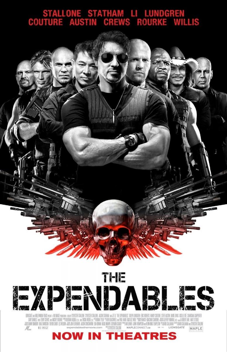 Los Mercenarios/ The Expendables